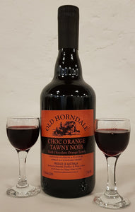 Choc Orange Tawny Noir