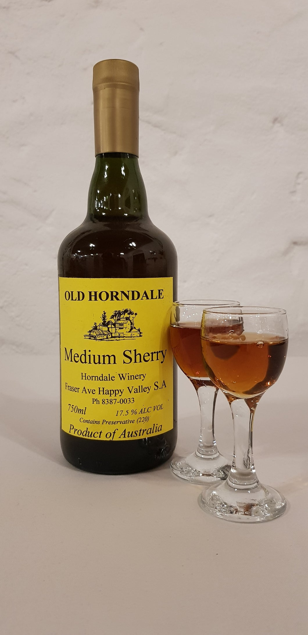 Sherry, Medium