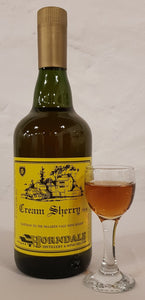 Sherry, Cream