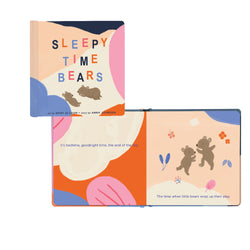 Sleepy Time Bears Board Book