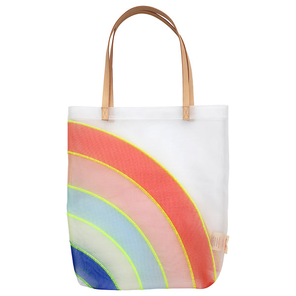 Meri Meri Rainbow Mesh Bag