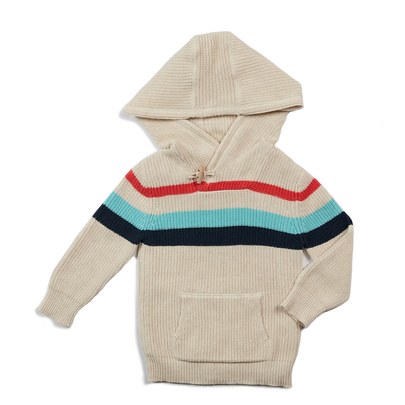 Oden Knit Hoodie