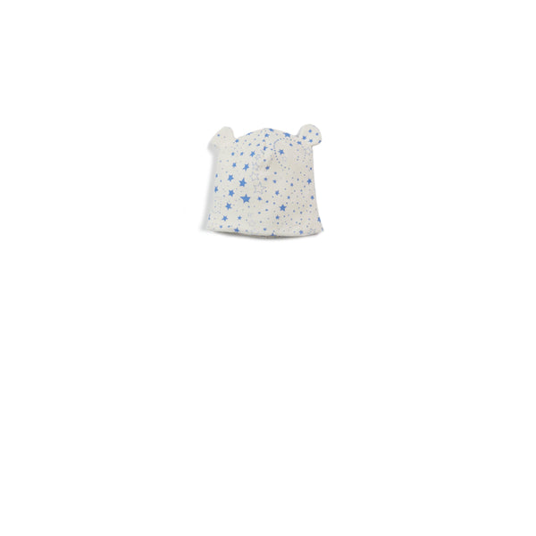 Blue Star Bobbi Knit Hat