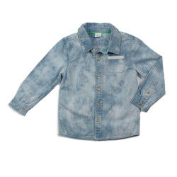 Denim Jasper Shirt