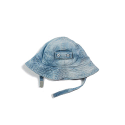 Denim Classic Poppy Hat