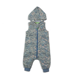 Camouflage Ziggy Hooded Romper