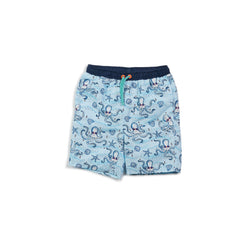 Sea Life Drake Swim Trunk