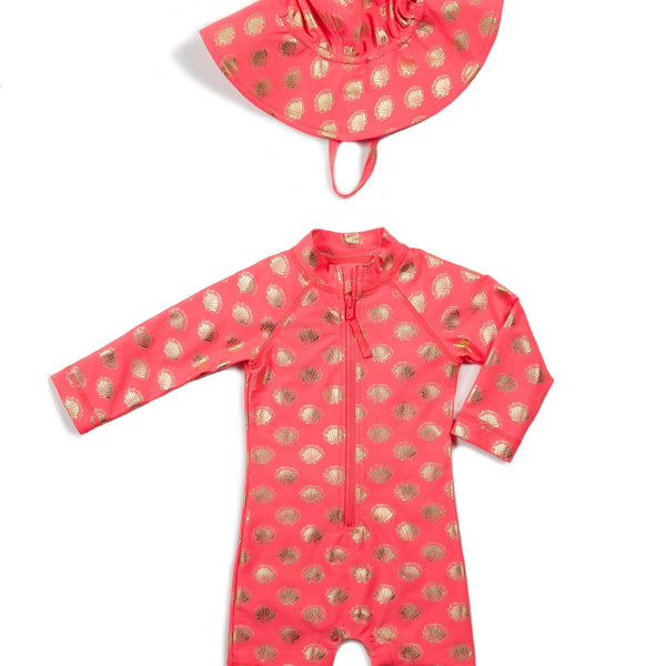 Coral Shell Jessie Shortall