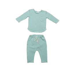 Aqua Bobbi Set