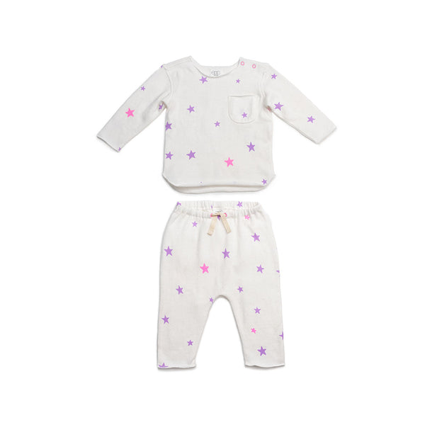 Starry Purple Bobbi Set