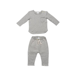 Grey Bobbi Set