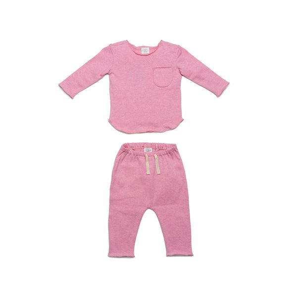 Pink Bobbi Set