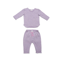 Purple Bobbi Set