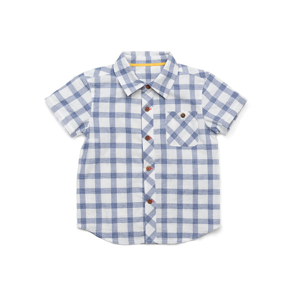 Plaid Adrian Shirt