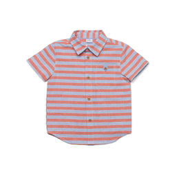 Striped Linen Adrian Shirt