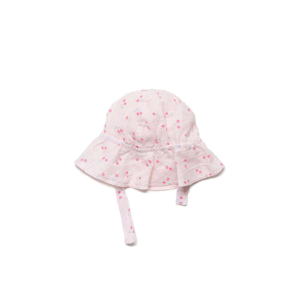 Blush Cherry Fawn Hat