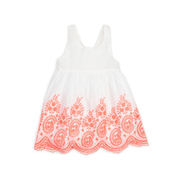 Embroidered Lola Dress