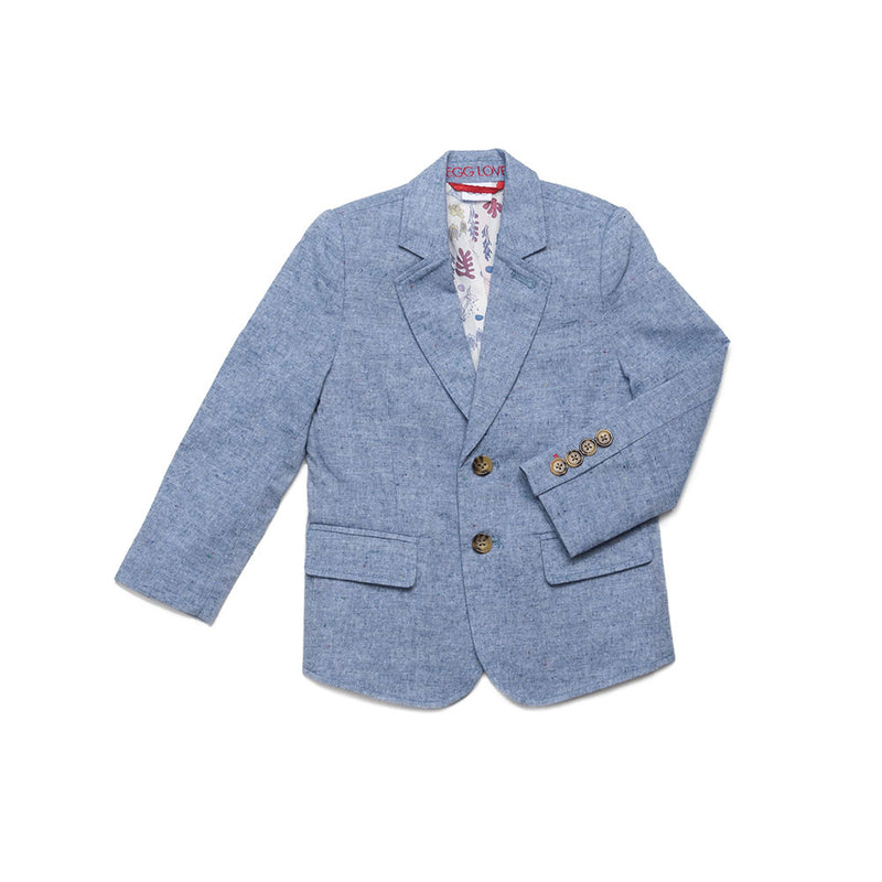 Denim Oliver Blazer