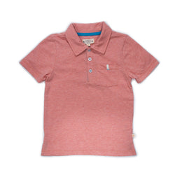 Solid Harrison Polo