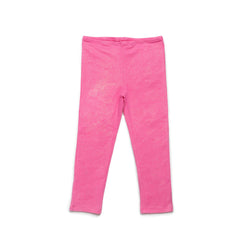 Metallic Pink Alyssa Legging