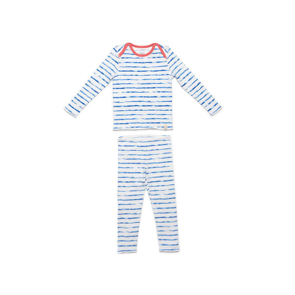 Blue Stripe Tegan Set