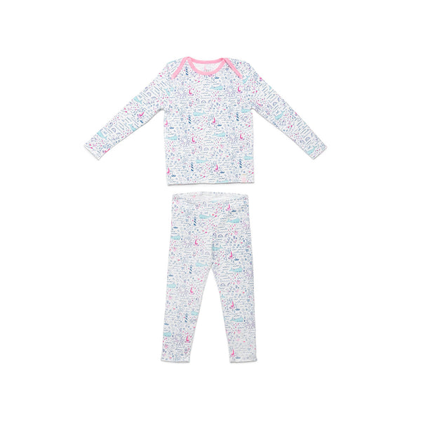 Whimsical Whales Tegan Set