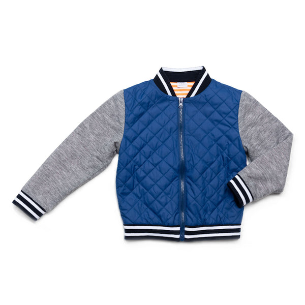 Quilted Apollo Jacket