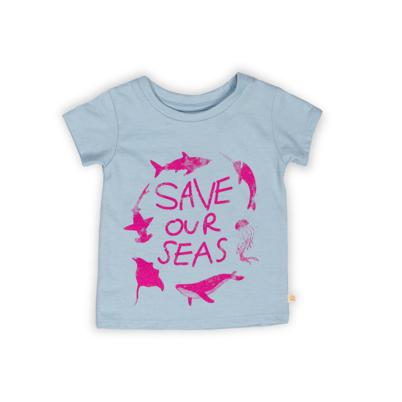 Save Our Seas Organic Cleo Tee