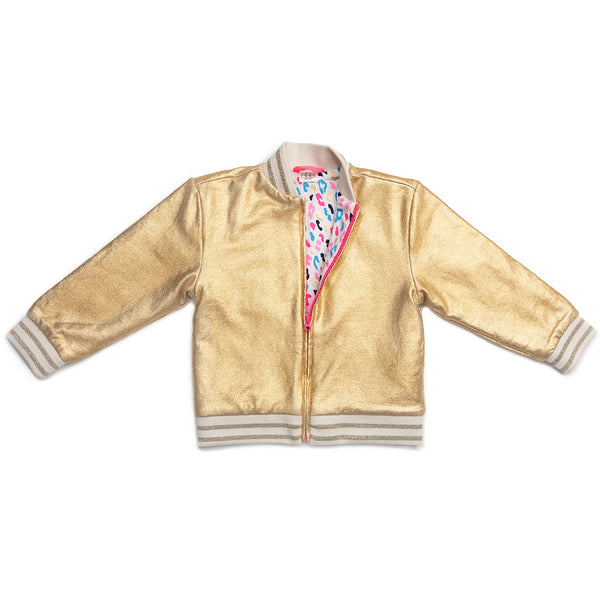 Gold Abby Jacket