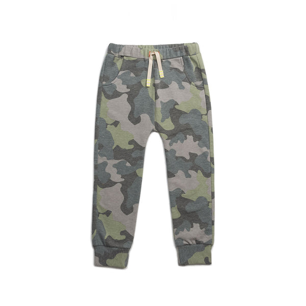 Camo Chase Pant
