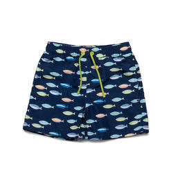 Go Fish Tristan Swim Trunks