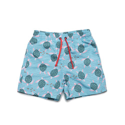 Turtle Tristan Swim Trunks