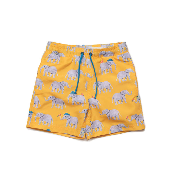 Elephant Tristan Swim Trunks