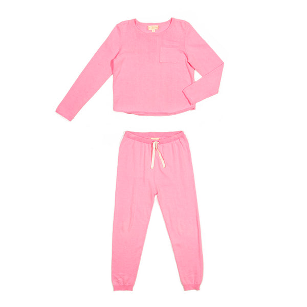 Pink Colby Set