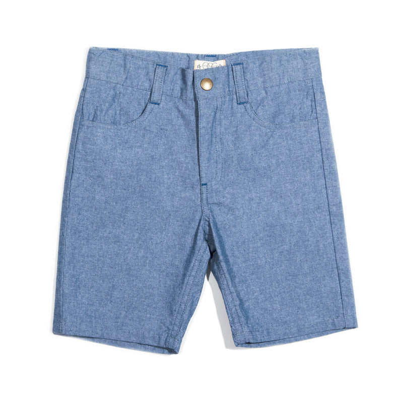 Denim Aiden Short