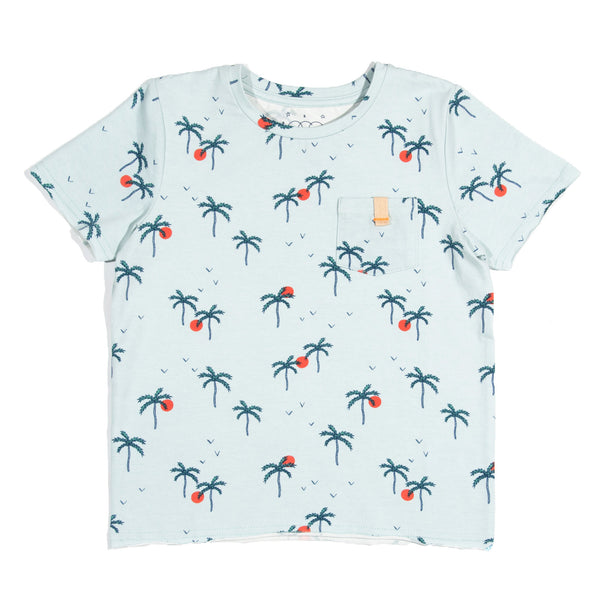 Palm Sunset Vincent Tee