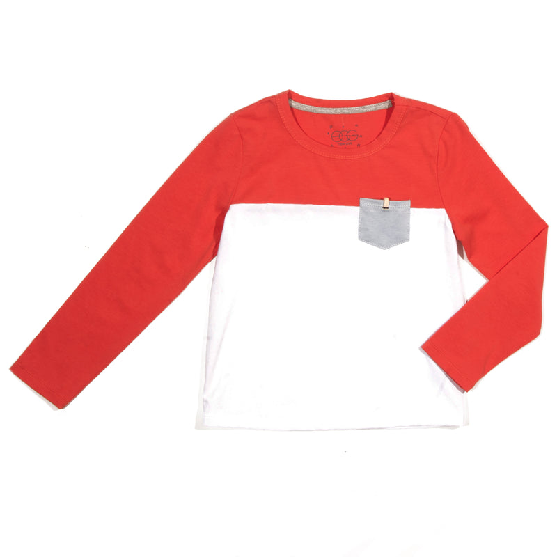 Long Sleeve Bryon Tee