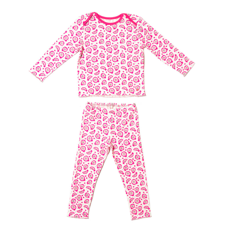 Pink Pomegranate Tegan Set