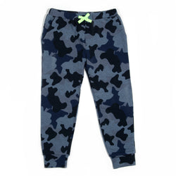 Navy Camo Chase Sweatpant