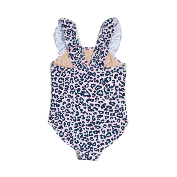 Pink Leopard Emma One Piece