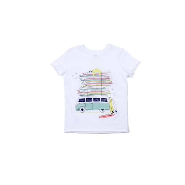 Surf Bus Damian Graphic Tee