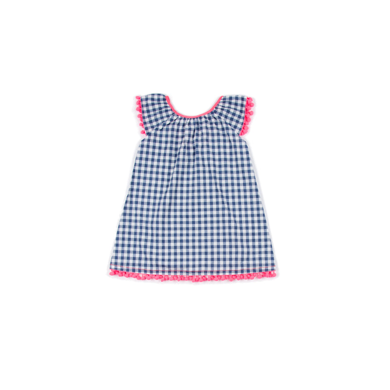 Gingham Print Kelsi Dress