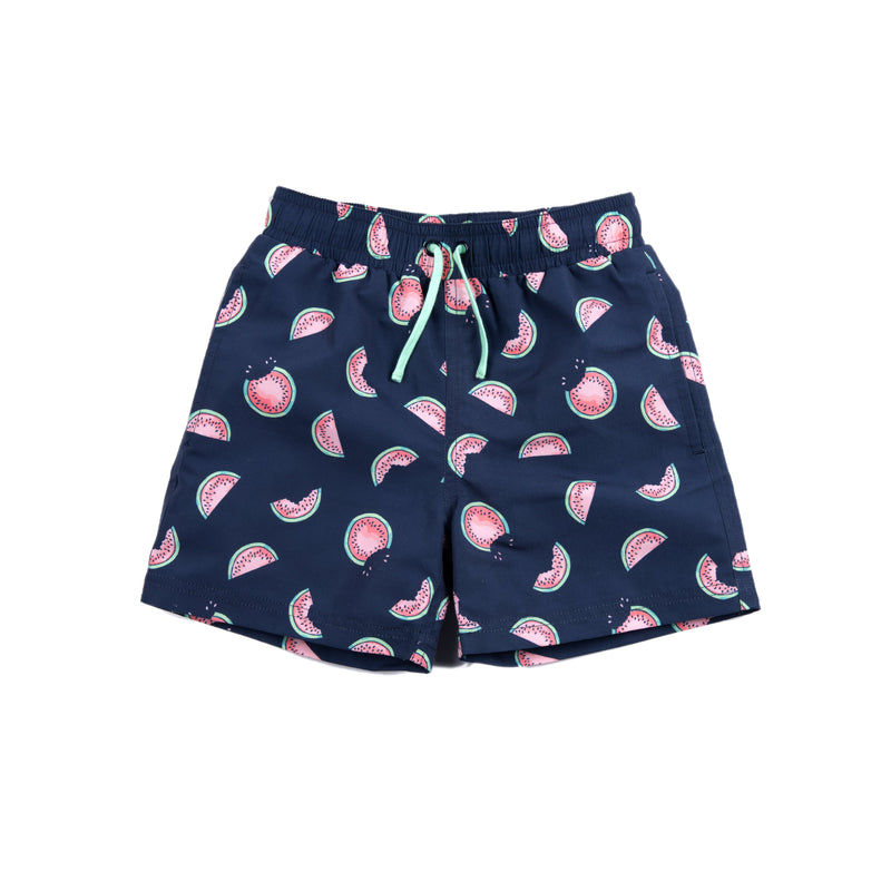 Watermelon Print Tristan Swim Trunk