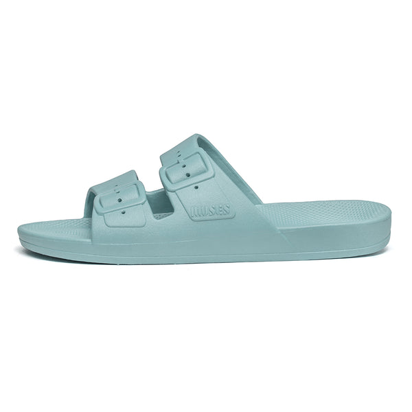 Freedom Moses Virgin Blue Basic Sandal