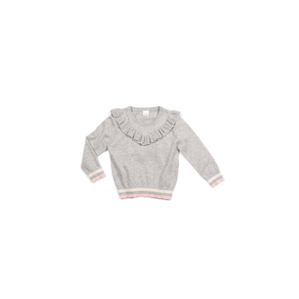 Grey Sadie Sweater