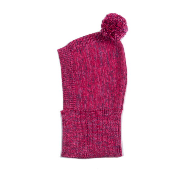 Marled Pink Madison Hat