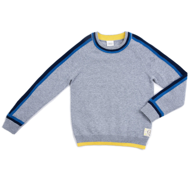 Racer Stripe Luis Sweater