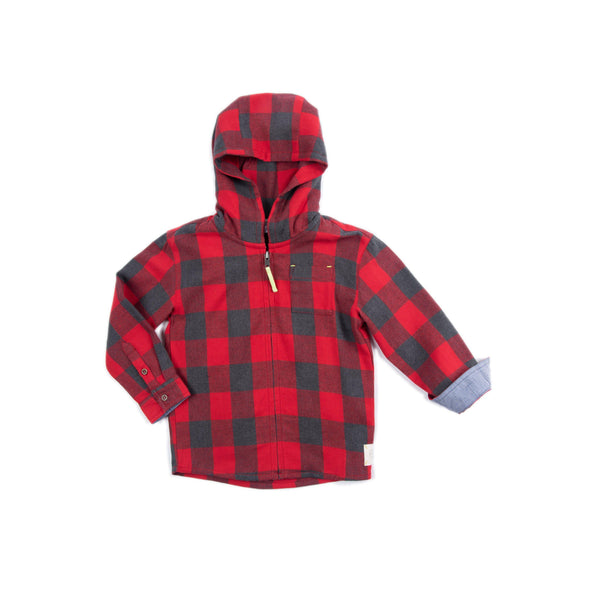 Plaid Emmett Jacket