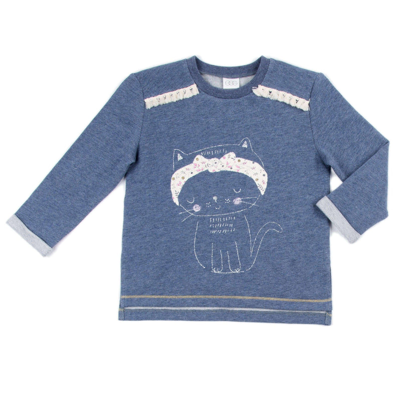Blue Cat Juliana Top