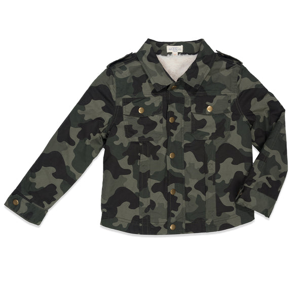 Camo Orion Jacket